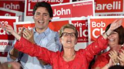 Trudeau Mocks Hudak's Math