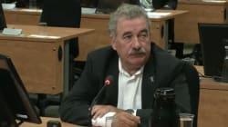 Un proche de l'ex-ministre David Whissel faisait du lobbyisme, raconte l'ex-maire de Saint-Sauveur Michel