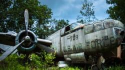 戦闘機の墓場から、安らかに眠る戦士たちの息づかいが聞こえる(画像)