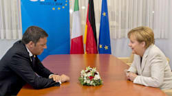Renzi lancia l'idea di un manifesto per l'Ue, come Schroeder e Blair nel '99. E sulla via anti-rigore trova