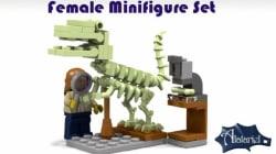 LEGO lance enfin sa série de femmes