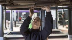 Un garage fait par des femmes, pour les