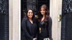 Aishwarya Rai Looks Stunning In Black And