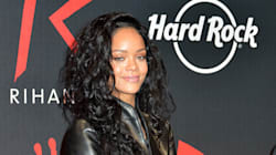 Rihanna Covers Up In Leather, And More
