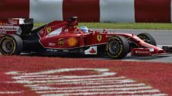 Grand Prix de Montréal: Alonso réussit le meilleur temps à la première séance des essais