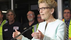 Wynne: Look Past The Gas