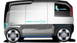 Rubix: la voiture urbaine multifonctions en forme de