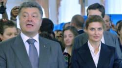 Les Ukrainiens s'enthousiasment pour leur nouvelle Première