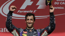 Daniel Ricciardo gagne le GP du Canada