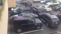 LOOK: Richmond Parking