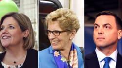 Élections en Ontario