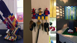 Porte-clefs, sofa... c'est fou ce qu'on peut faire avec des Lego (PHOTOS,
