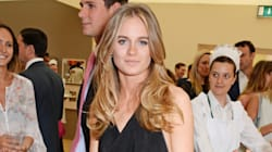 Cressida Bonas Shows Harry What He's