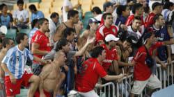 Les hooligans argentins veulent en