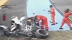 Driver Survives HUGE Crash During Le Mans
