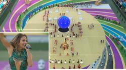 Revivez la cérémonie d'ouverture du Mondial avec le meilleur (et le pire) du
