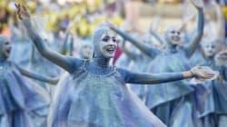 Une cérémonie d'ouverture en hommage au Brésil et à ses