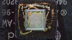 Un zoom impressionnant au cœur d'une puce