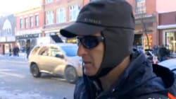 WATCH: Reporter Interviews 'Fargo' Star About 'Fargo', Has No