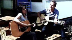 WATCH: Chris Hadfield's New Song Is Really Down To