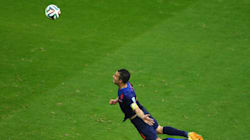 'Flying Dutchman' May Have Scored The World Cup's Best