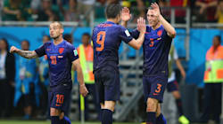 Mondial-2014: les Pays-Bas battent l'Espagne 5 à