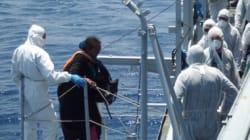 Méditerranée: l'Italie porte secours à plus de 300