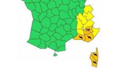 Orages et inondations: vigilance orange dans 5 départements du