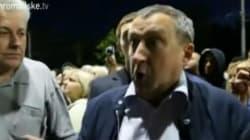 Un ministre ukrainien traite Poutine de
