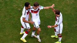 Alemanha passa por cima de Portugal e mostra pra que veio na