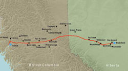 Court Challenge Of Northern Gateway Pipeline Is