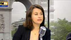SNCF, intermittents... Cécile Duflot applique sa stratégie du cas par