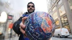 FOTOS: Já conhecia a Tocha Olímpica do futebol? É esta bola