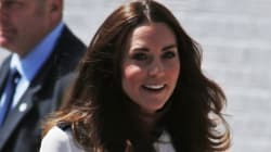 Kate Goes Military In