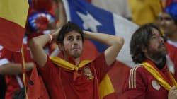Mondial-2014: L'Espagne abdique, Pays-Bas et Chili premiers qualifiés