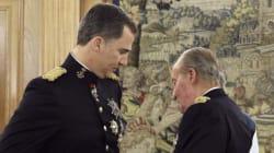 Revivez le couronnement de Felipe VI en images, étape par