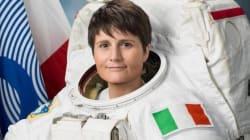 È la settima astronauta italiana della storia