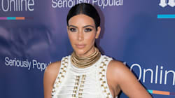 Kim K. Wears The World's Tightest Rope