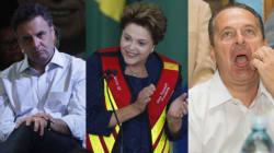 Eleições 2014: Ibope aponta nova subida de Dilma e queda de Aécio e