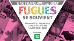 L'expo « 30 ans d'homosexualité au Québec » est lancée