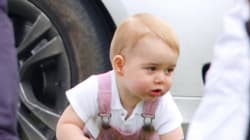 Prince George's First Birthday Present Is Pretty Damn