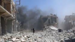La guerre civile syrienne, une menace