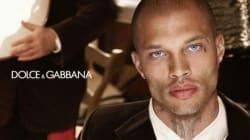 Le beau gangster transformé en mannequin par ses