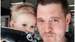 9 Reasons Michael Bublé's Son Is The
