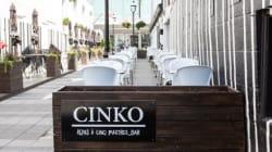 Cinko: le seul resto en ville où on peut manger pour 5