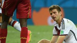 L'Allemagne et le Ghana font match nul 2 à 2