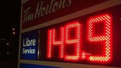 Les prix de l'essence resteront élevés tout l'été, selon les