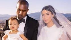 Kim et Kanye ont sorti les grands moyens pour l'anniversaire de leur