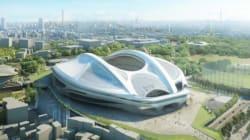 新国立競技場の再設計にザハ・ハディド氏を特別扱いしない方針