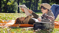 Summer Of Reading: How To Keep Your Kids Reading Once School's